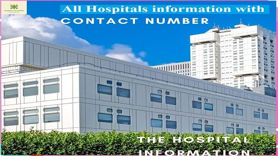 Hospital information in Bangladesh with contacts number