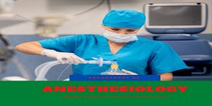 Anesthesiology doctors