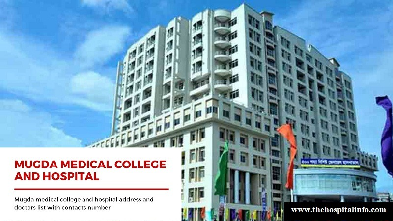 Mugda medical college hospital address and doctors list