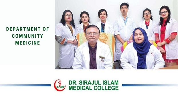 Department of Community medicine doctors