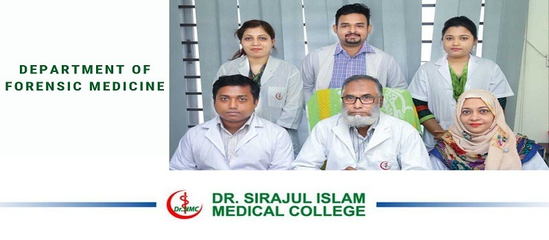 Department of Forensic Medicine and Toxicology doctors list