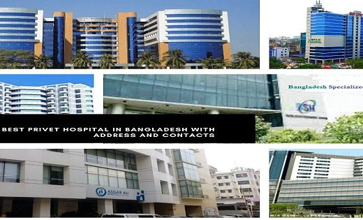 10 BEST Privet Hospitals In Bangladesh With Address & Contacts