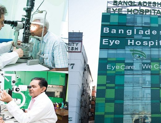 Bangladesh EYE Hospital Ltd Dhanmondi Address & Doctor LIST