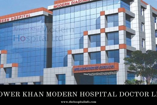 ANOWAR KHAN MODERN HOSPITAL DOCTOR LIST