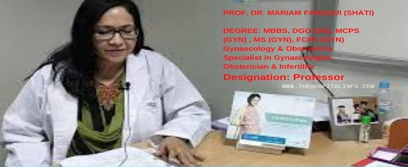 Top 10 Best Gynecology And Obstetrics Doctors in Bangladesh