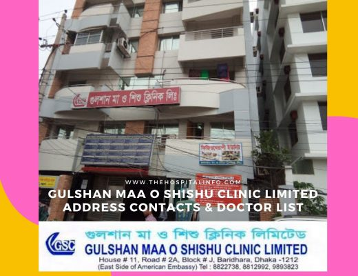 GULSHAN MAA O SHISHU CLINIC address contacts & doctor list