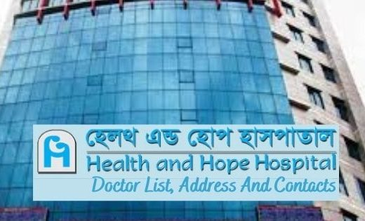 HEALTH And HOPE Hospital Doctor LIST Address AND Contacts