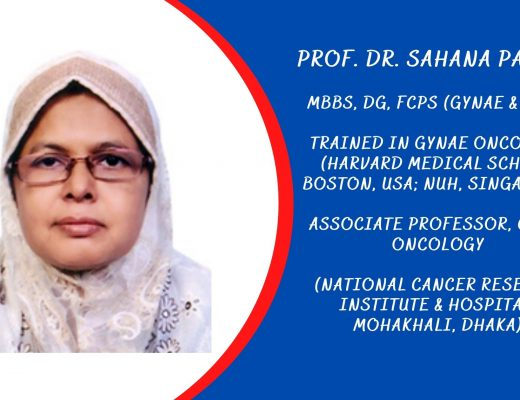 PROF. DR. SAHANA PARVIN BEST GYNAE & OBS SPECIALIST