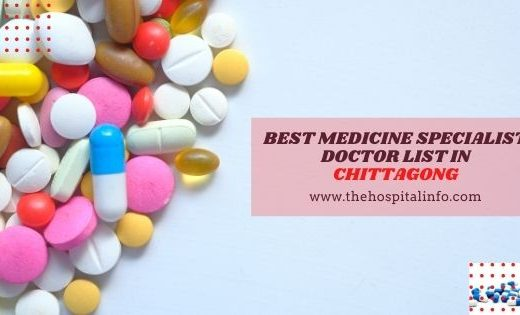 BEST Medicine Doctor in Chittagong Chamber Address & Contact